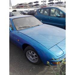 Porche 924 Color Azul...