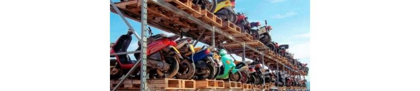 Motos y ciclomotores para despiece y de ocasión