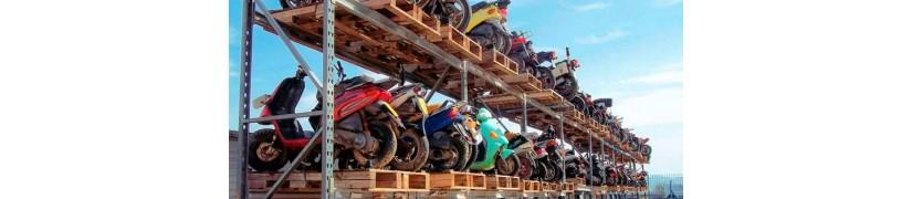 Motos y ciclomotores para la venta.