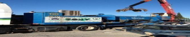 Camion Prensa